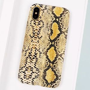 Accessories - LAST 1! NEW iPhone 7+/8+ Snakeskin Soft Case